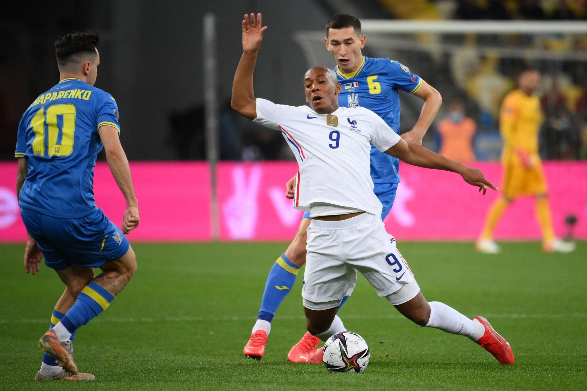 Ukraine vs France (4)