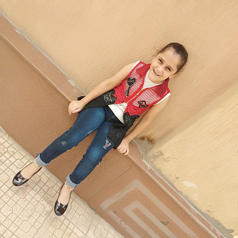 little girl marina