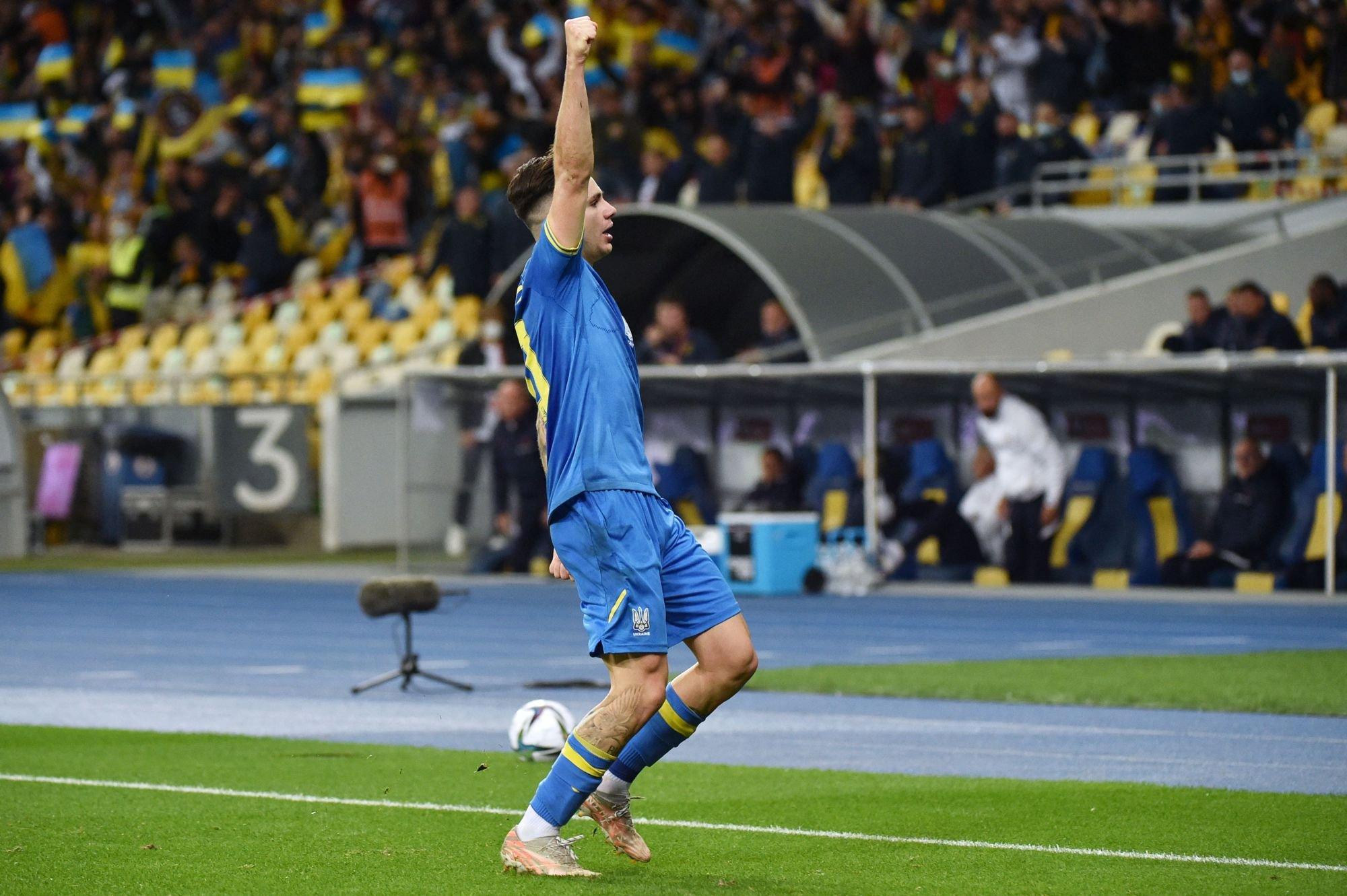 Ukraine vs France (2)