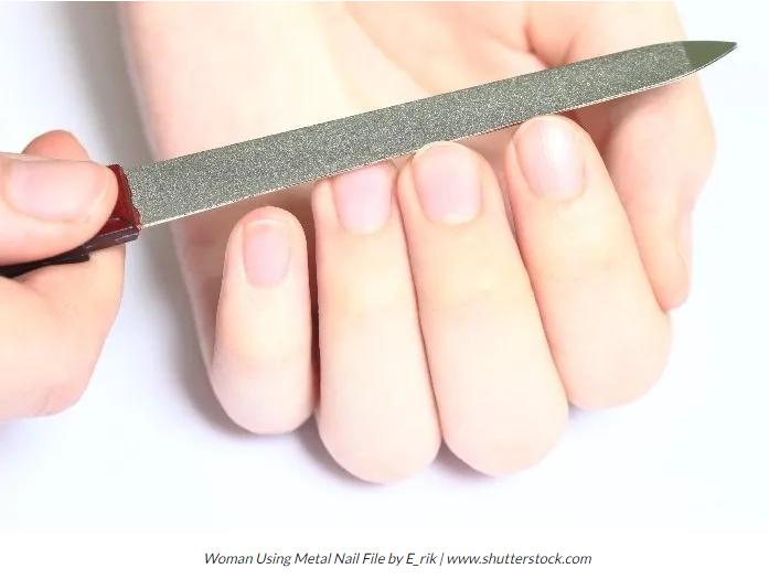 replace nail file
