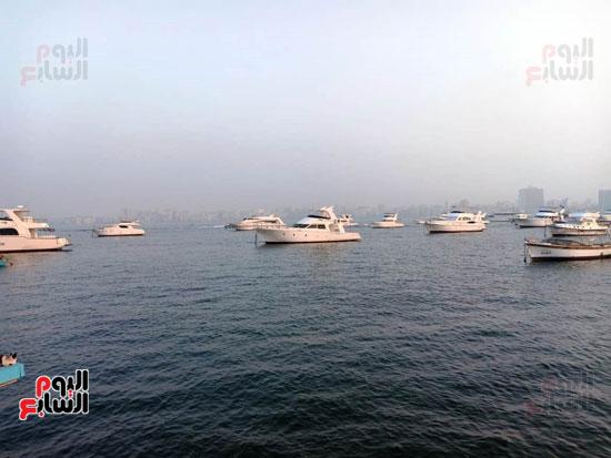 السفن-فى-اسكندرية
