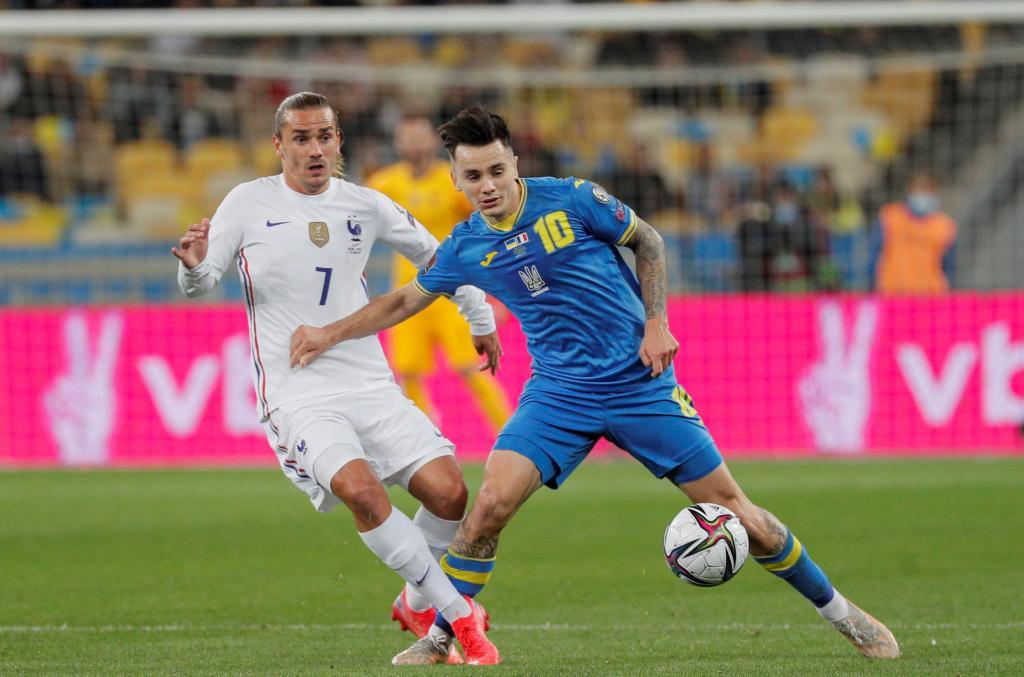 Ukraine vs France (1)