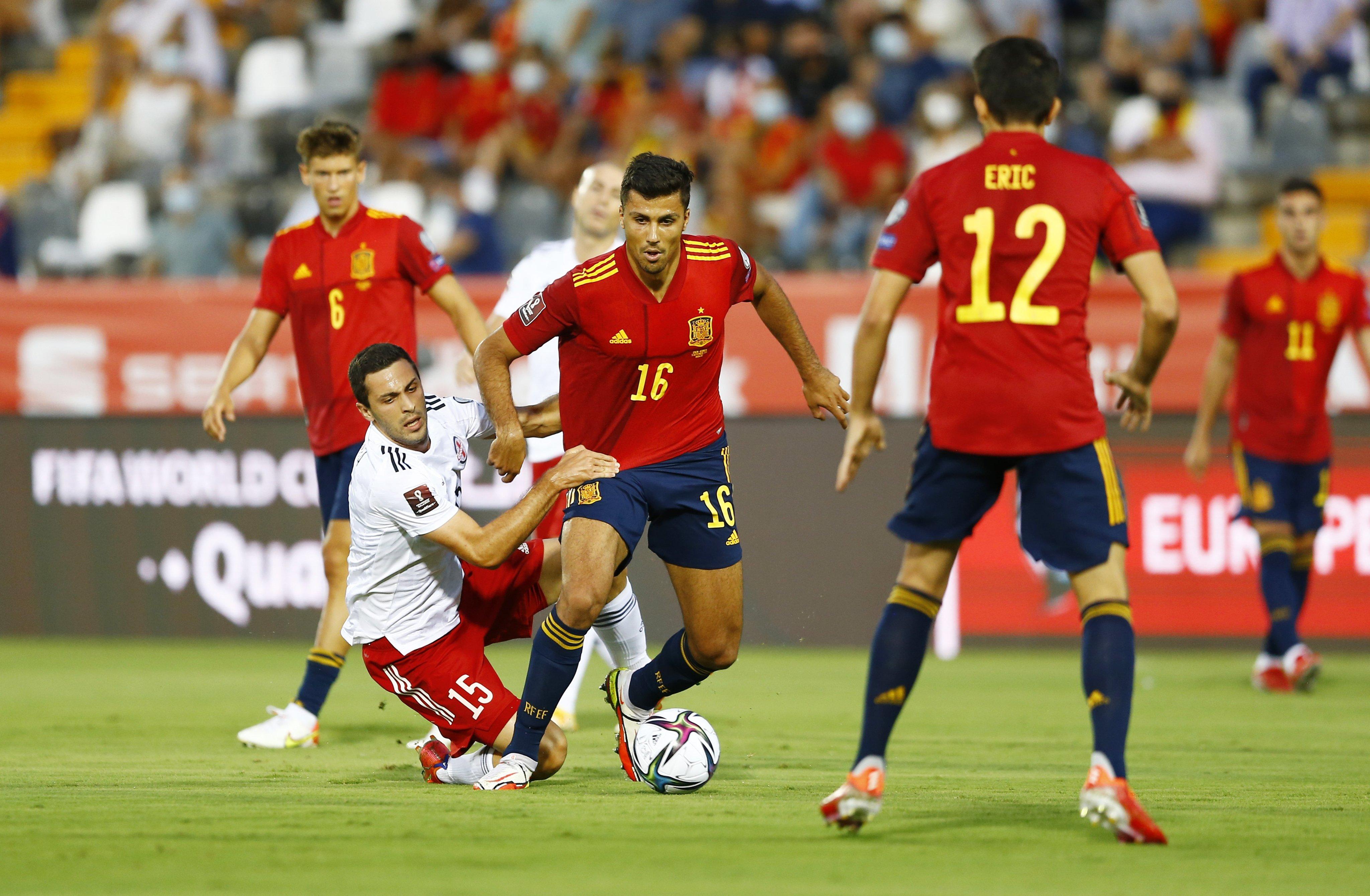 Spain vs Georgia (7)