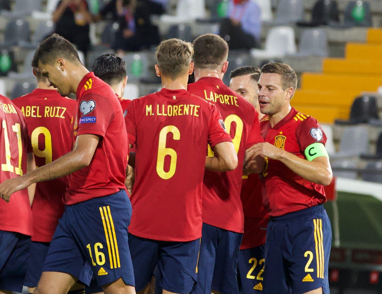 Spain vs Georgia (3)