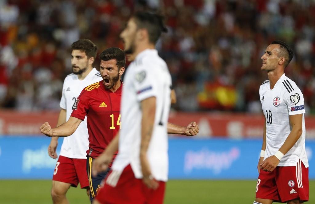 Spain vs Georgia (5)