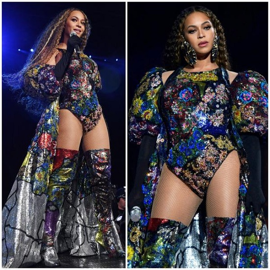 Beyonce's best looks on stage (3)