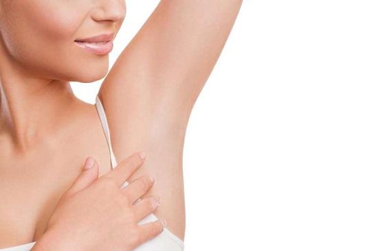 Recipes to lighten the armpits area