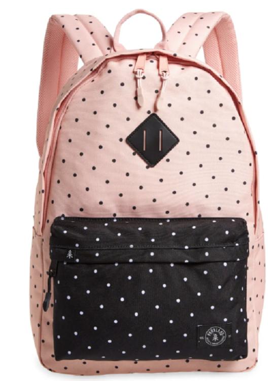 Parkland Kingston Polka Dot Backpack