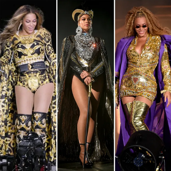 Beyonce's best looks on stage (1)