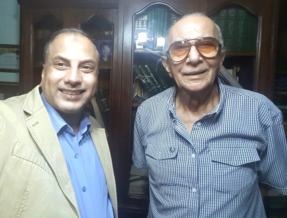 محمد مرعى وحسين الناظر