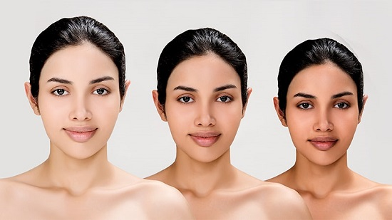 Natural recipes to lighten the skin