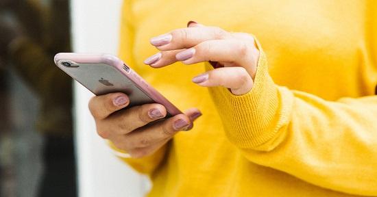 Delete the x from social media