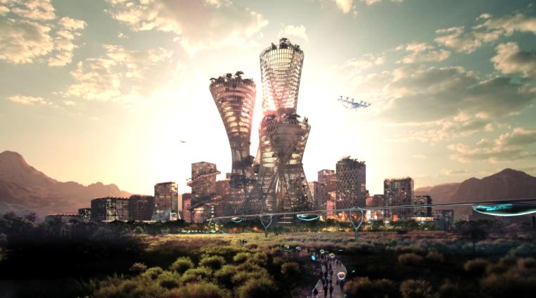 تصميم المدينة