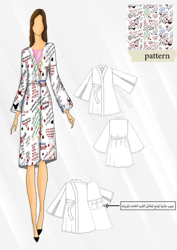 robes design