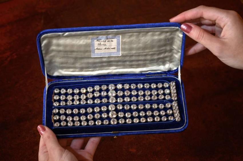 Marie Antoinette jewelry