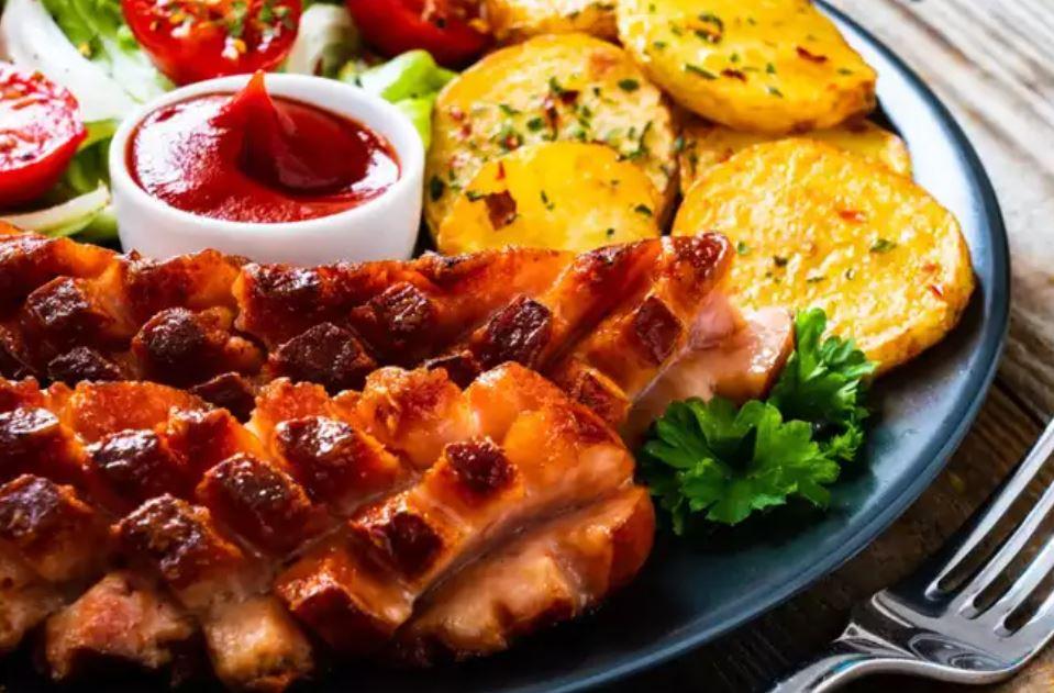 Foods rich in fat
