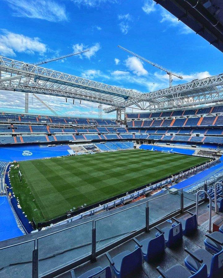 Santiago Bernabeu Stadium (3)