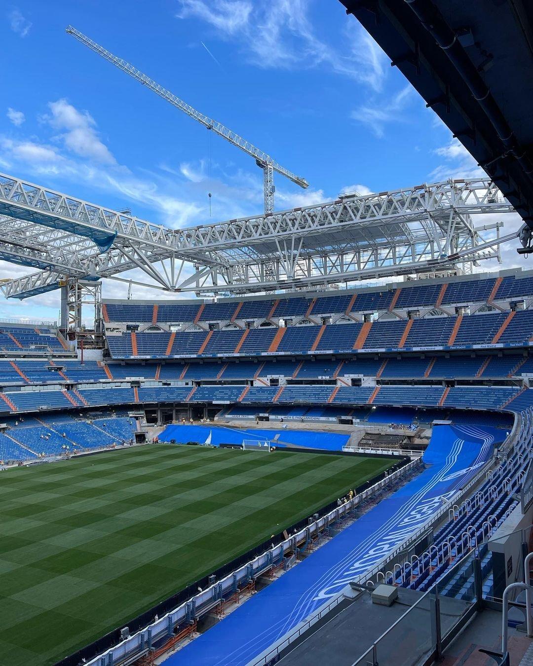 Santiago Bernabeu Stadium (2)