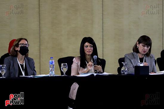 منتدى مصر للتعاون الدولى والتمويل الإنمائى (2)