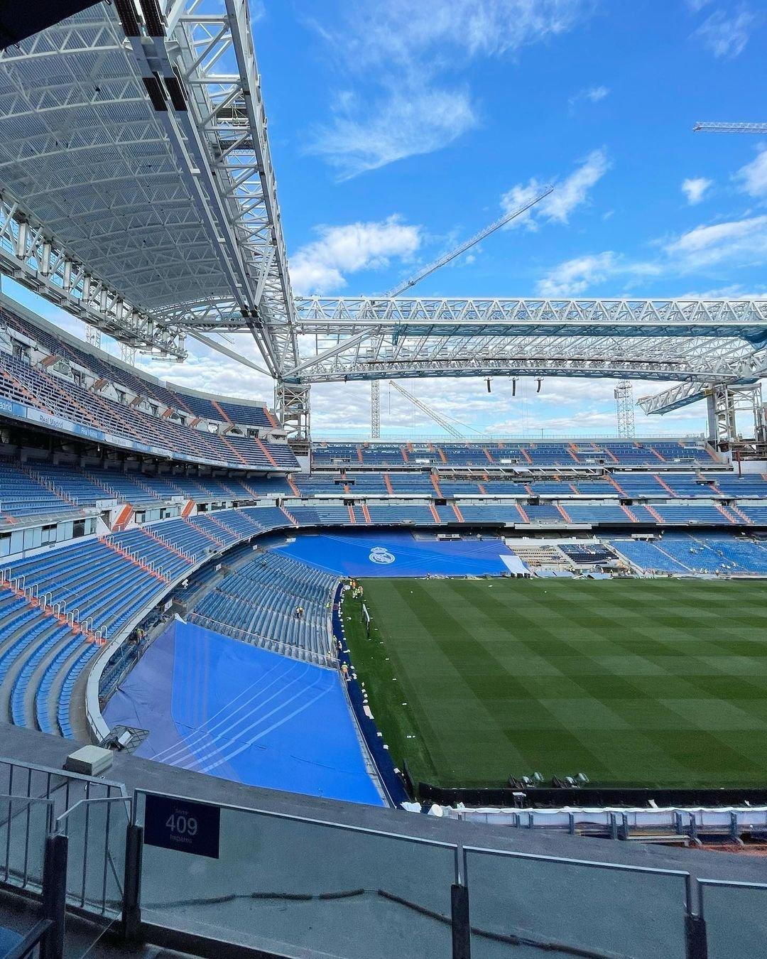 Santiago Bernabeu Stadium (1)