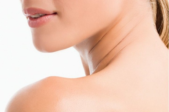 Natural recipes to get rid of neck wrinkles