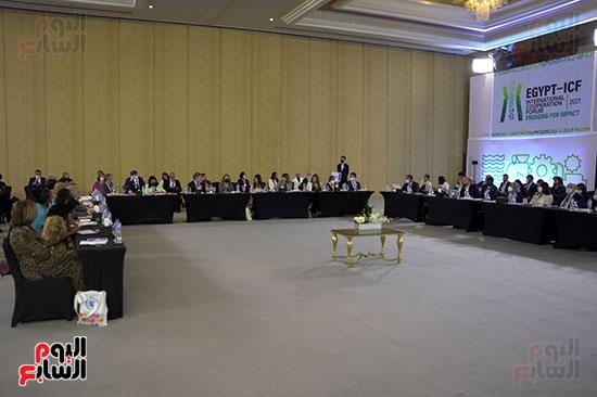 منتدى مصر للتعاون الدولى والتمويل الإنمائى (17)