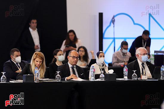 منتدى مصر للتعاون الدولى والتمويل الإنمائى (11)