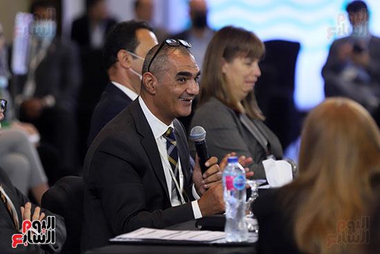 منتدى مصر للتعاون الدولى والتمويل الإنمائى (14)