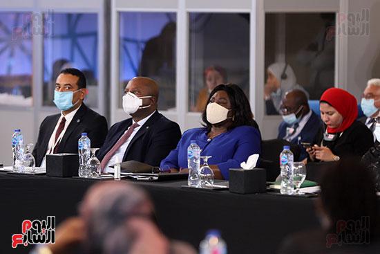منتدى مصر للتعاون الدولى والتمويل الإنمائى (12)