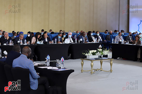 منتدى مصر للتعاون الدولى والتمويل الإنمائى (1)