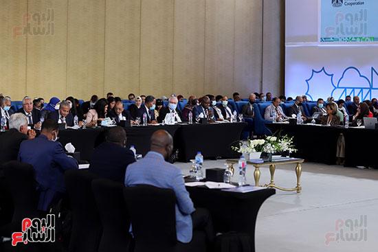 منتدى مصر للتعاون الدولى والتمويل الإنمائى (21)