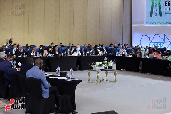 منتدى مصر للتعاون الدولى والتمويل الإنمائى (9)