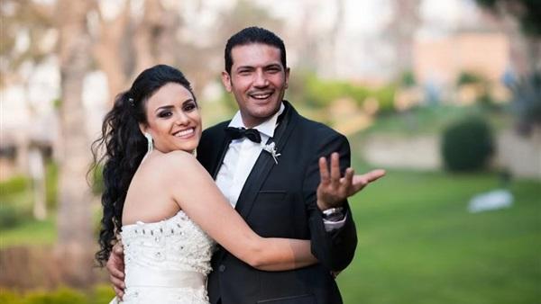 Yvonne Nabil and her husband