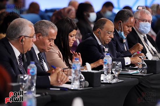 منتدى مصر للتعاون الدولى والتمويل الإنمائى (5)