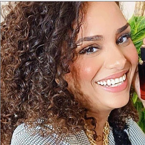 Sent and blogger Yvonne Nabil