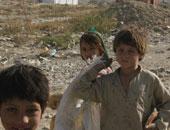اطفال شوارع - صورة ارشيفية