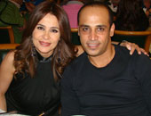 محمد يحيى مع كارول سماحة