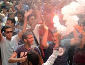 مظاهرة لطلاب الإخوان بجامعة القاهرة - أرشيفية