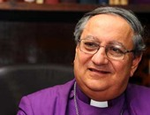 المطران منير حنا رئيس أساقفة الكنيسة الأسقفية