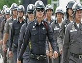 عناصر من الشرطة فى تايلاند