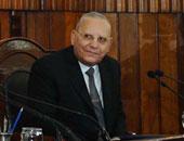 المستشار محمد حسام عبد الرحيم رئيس مجلس القضاء الأعلى