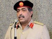 أحمد المسمارى المتحدث الرسمى باسم رئاسة أركان الجيش الليبى