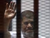 الرئيس الأسبق محمد مرسى