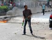 أحداث شغب بمحيط جامعة القاهرة