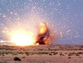 الأعمال الإرهابية فى سيناء