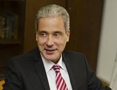 الدكتور محمد عفيفى أمين عام المجلس الأعلى للثقافة