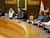 السيسى اجتماع اتحاد الصحفيين العرب