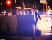 كريستينا تلاحق ديفيد أركيت فى الشارع