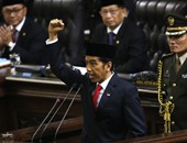 الرئيس الإندونيسى الجديد جوكو ويدودو