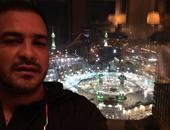 محمد رجب من داخل الفندق